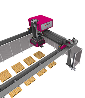 Layer Picker® Gantry